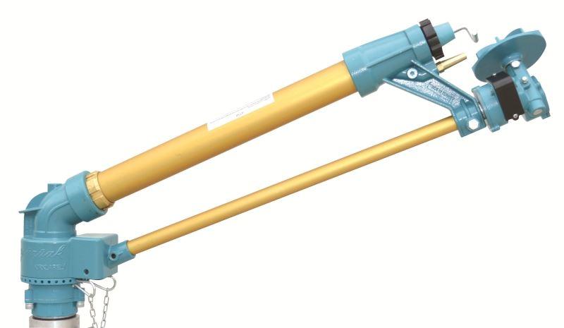 Irrigation sprinkler ducar jet50 cost effective great for Fire sprinkler system cost calculator