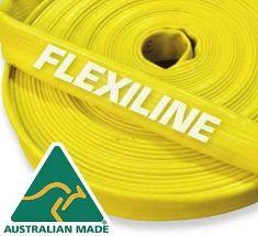 Crusader Flexiline premium quality standard duty medium pressure layflat hose