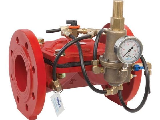 Differential Pressure Sustaining Valves 600 series