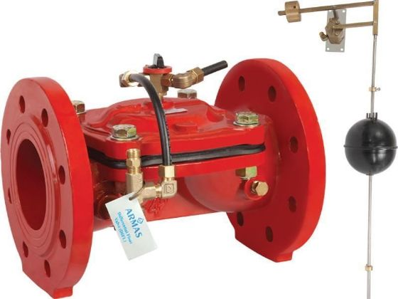 Differential Float Level Control Valves 600 series