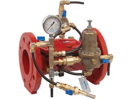 Surge Anticipating Control Valve 600 series