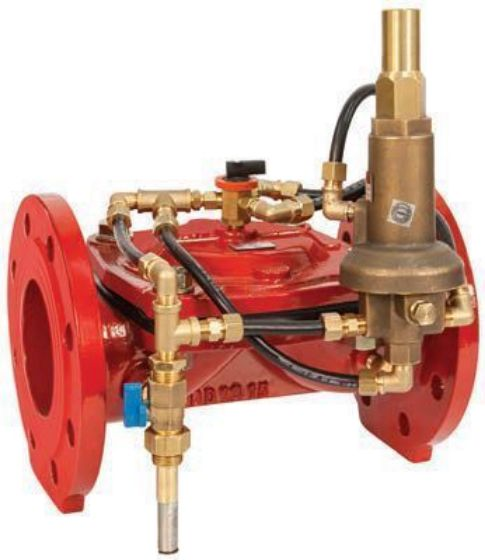 Excessive Flow Shut-off Control Valve 600 series