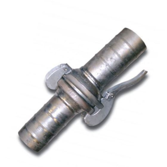 BAUER Type Galvanised Couplings Complete Set