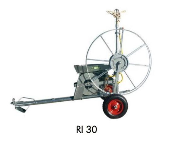 RI-30 Piston Drive Soft Hose Travelling Irrigator