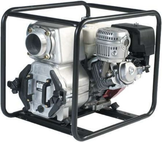 "2"" an 3"" Trash Transfer pump with Honda Engine"