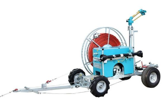 DuCaR IrriCruiser Midi Plus Travelling Irrigator