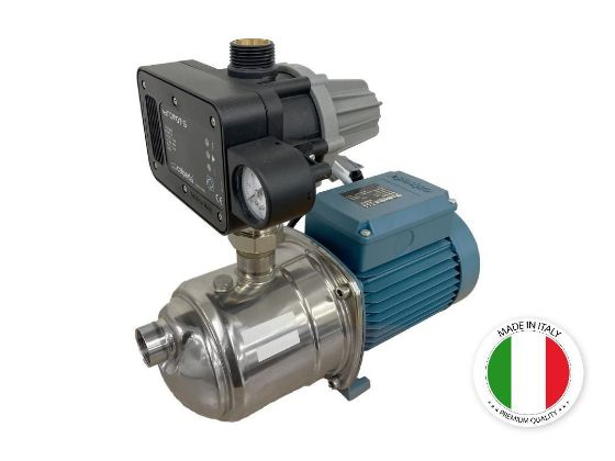 Calpeda-NGXMPumps with electronic pressure control
