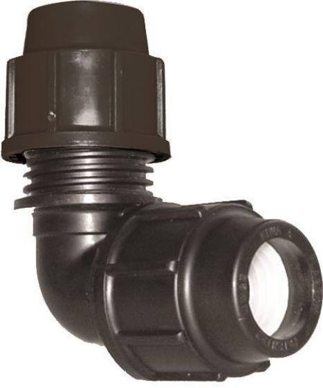 Plasson 7055 90° Metric Mine - Elbow