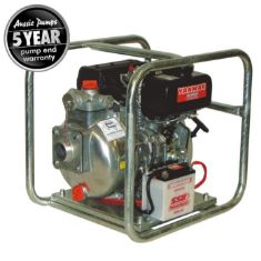 Aussie Mr T Twin Impeller Pump with Yanmar Diesel Engine