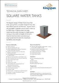 kingspan-square-water-tank-brochure